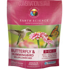 Earth Science  All-In-One 2 Lb. 200 Sq. Ft. Coverage Butterfly & Hummingbird Wildflower Seed Mix Image 1
