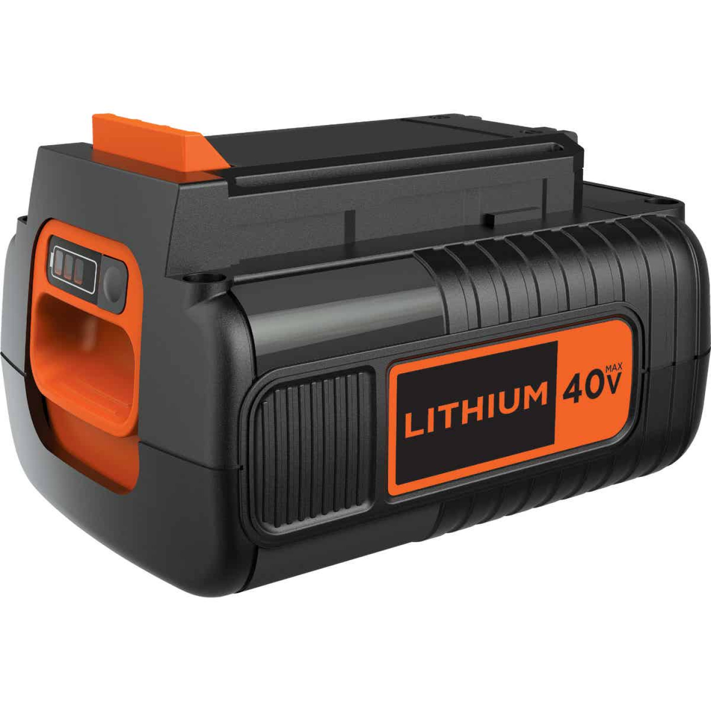 Black & Decker 40V 2 Ah Power Tool Replacement Battery Image 1