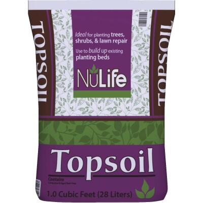 NuLife 1 Cu. Ft. All Purpose Top Soil