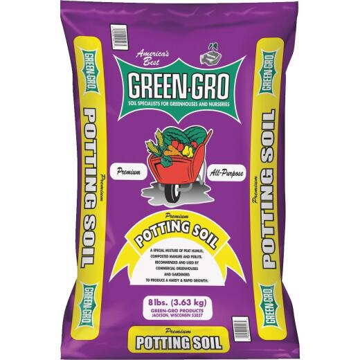 Green Gro 8 Lb. All Purpose Potting Soil