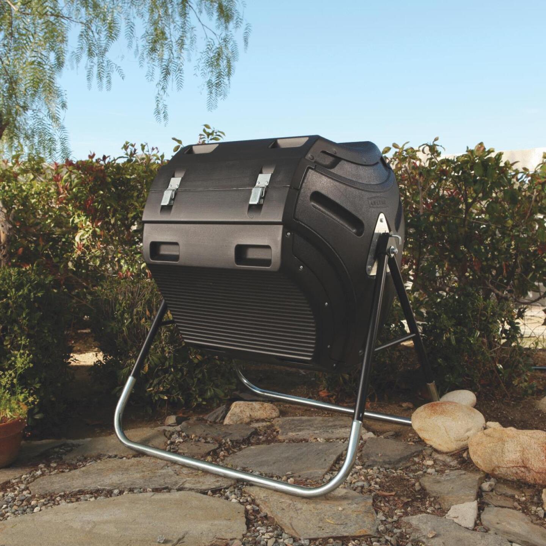 Lifetime Rotating Composter (80-Gallon) Image 3