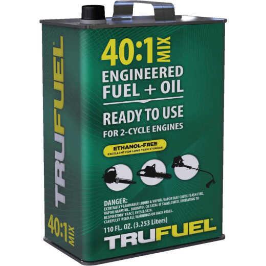 TruFuel 110 Oz. 40:1 Ethanol-Free Small Engine Fuel & Oil Pre-Mix