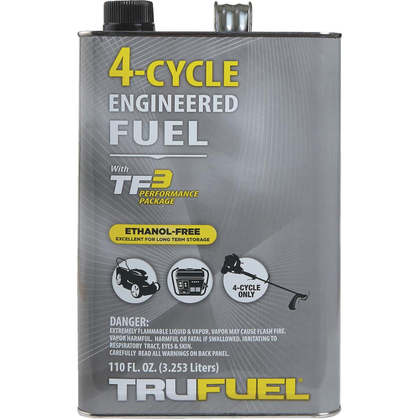 TruFuel 110 Oz. Ethanol-Free Small Engine 4-Cycle Fuel Image 2
