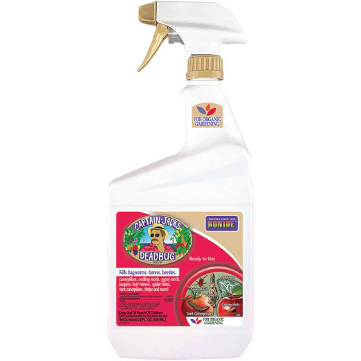 Bonide Captain Jack's Deadbug Brew 32 Oz. Ready To Use Trigger Spray Insect Killer