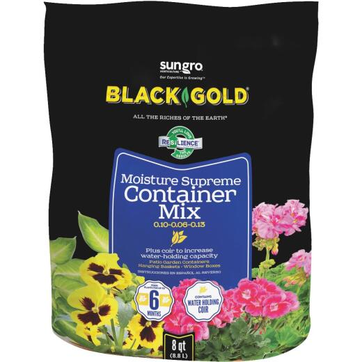 Black Gold Moisture Supreme 8 Qt. Container Potting Soil