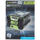 Greenworks Pro 80V 2AH Tool Replacement Battery Image 2