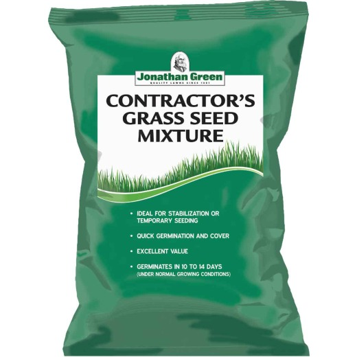 Jonathan Green 25 Lb. 3250 Sq. Ft. Coverage Sun & Moderate Shade Grass Seed
