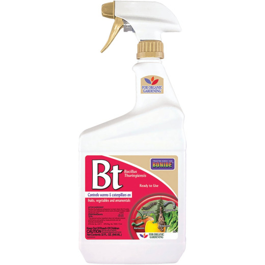 Bonide Bt 1 Qt. Ready To Use Trigger Spray Caterpillar Killer