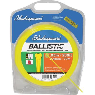 Shakespeare Ballistic 0.095 In.x 300 Ft. Universal Trimmer Line