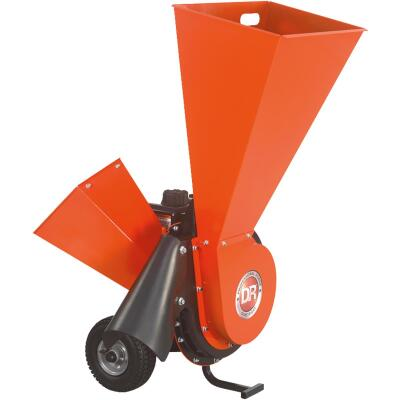 DR Power 208cc Gas Wood Chipper/Shredder