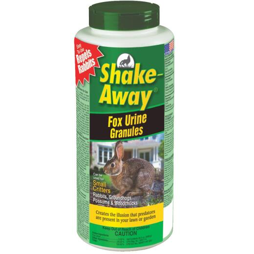 Shake Away 28.5 Oz. Granular Organic Small Critter Repellent
