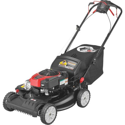 Troy-Bilt 21 In. 175cc Briggs & Stratton 4X4 Self-Propelled Gas Lawn Mower