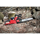 Milwaukee M18 FUEL 16 In. 18V Lithium Ion Cordless Chainsaw Kit Image 3
