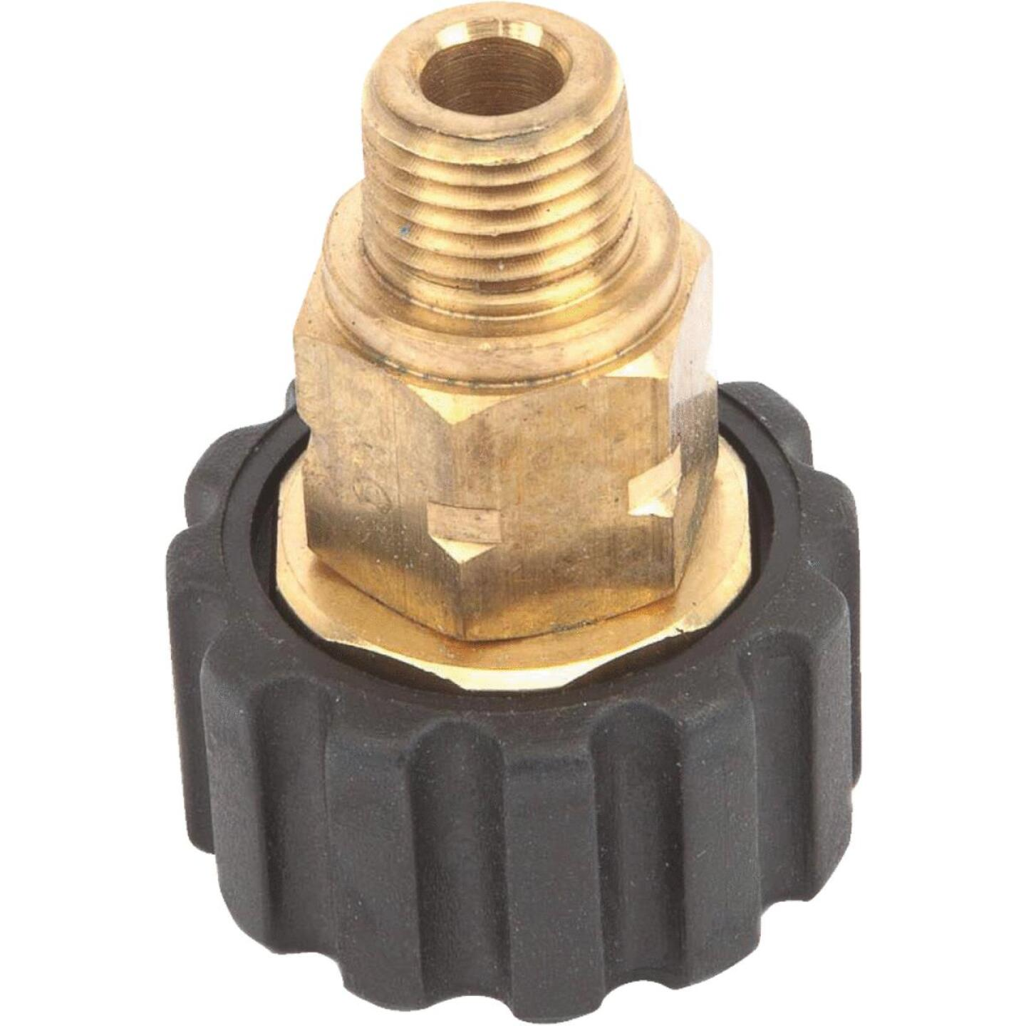 Forney M22F x 1/4 In. Male Screw Pressure Washer Coupling Image 3