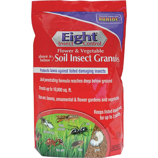 Bonide Eight 10 Lb. Ready To Use Granules Insect Killer