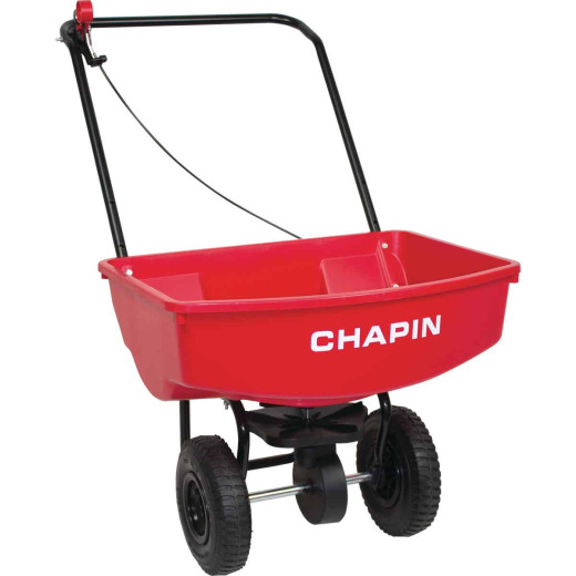 Chapin Deluxe 70 Lb. Capacity Residential Broadcast Push Spreader