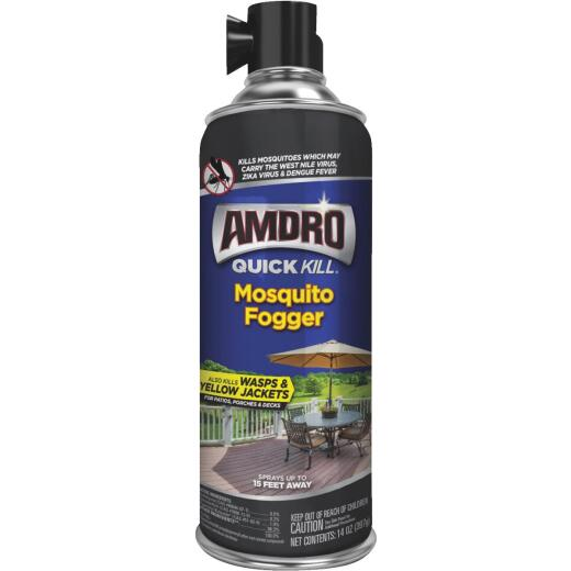 Amdro Quick Kill 14 Oz. Outdoor Mosquito Fogger