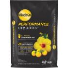 Miracle-Gro Performance Organics 16 Qt. 15-3/4 Lb. All Purpose Container Potting Soil Image 1