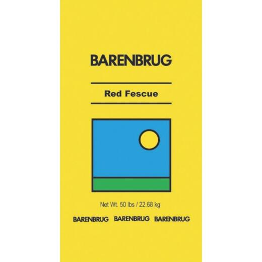 Barenbrug 50 Lb. 10,000 Sq. Ft. Coverage 100% Creeping Red Fescue Grass Seed