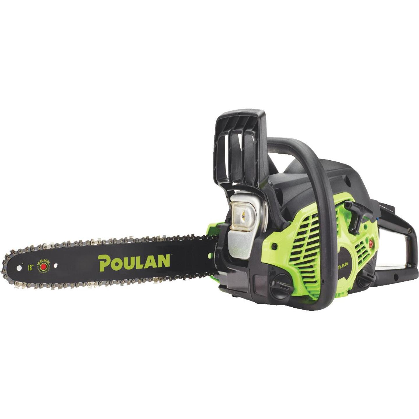 Poulan PL3816 16 In. 38 CC Gas Chainsaw Image 1