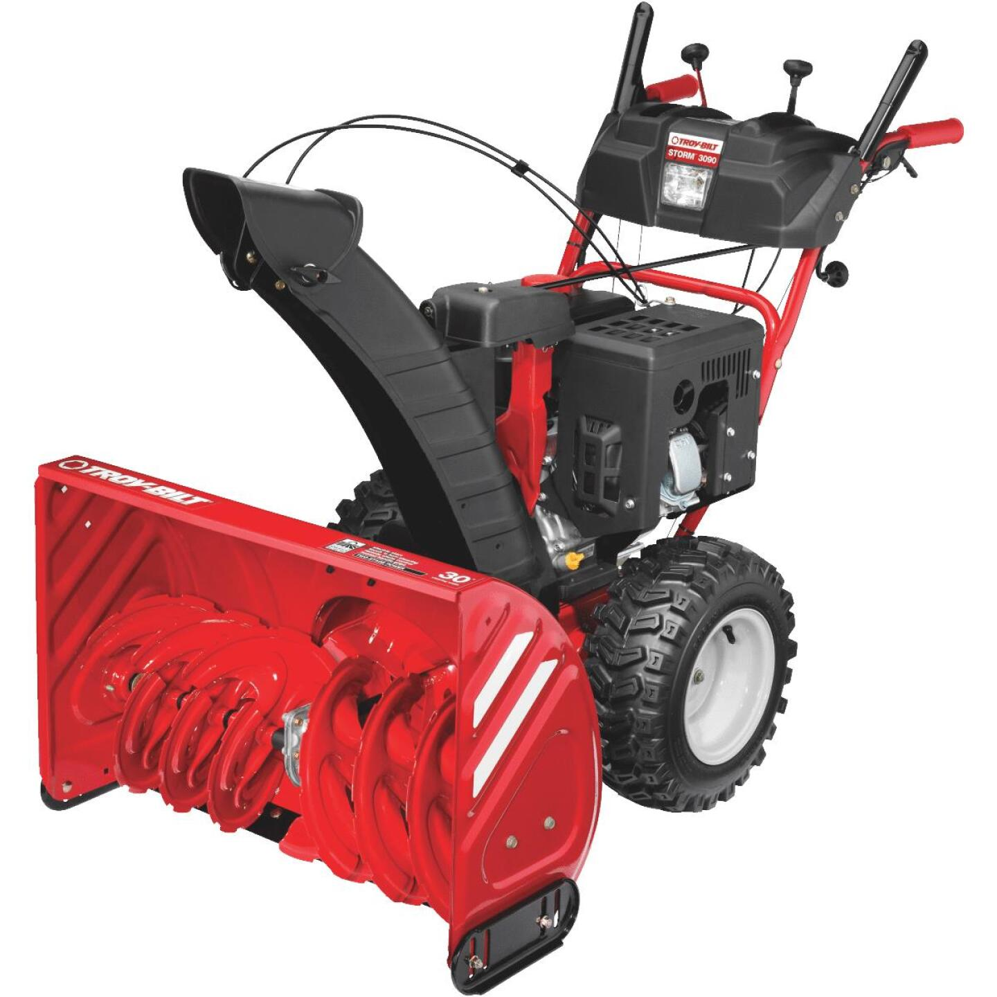 Troy-Bilt 30 In. 357cc 2-Stage 4-Cycle Gas Snow Blower Image 2