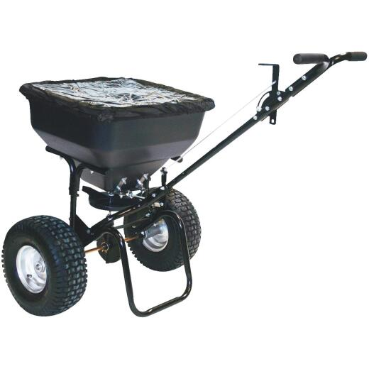 Precision Direct Drive 130 Lb. Push Broadcast Fertilizer Spreader