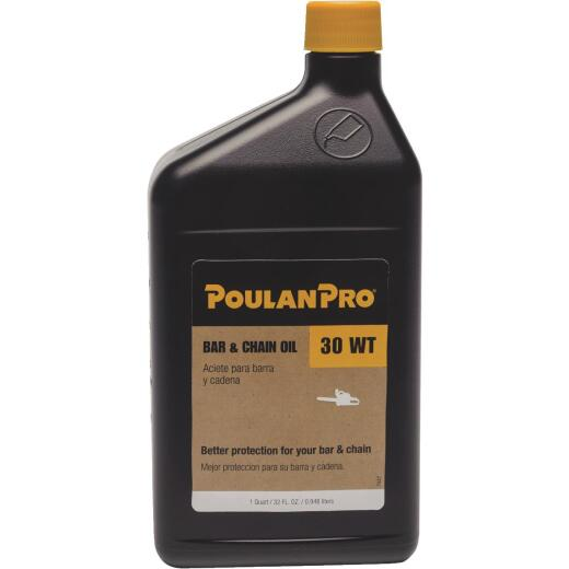 Poulan Pro Qt. Bar and Chain Oil