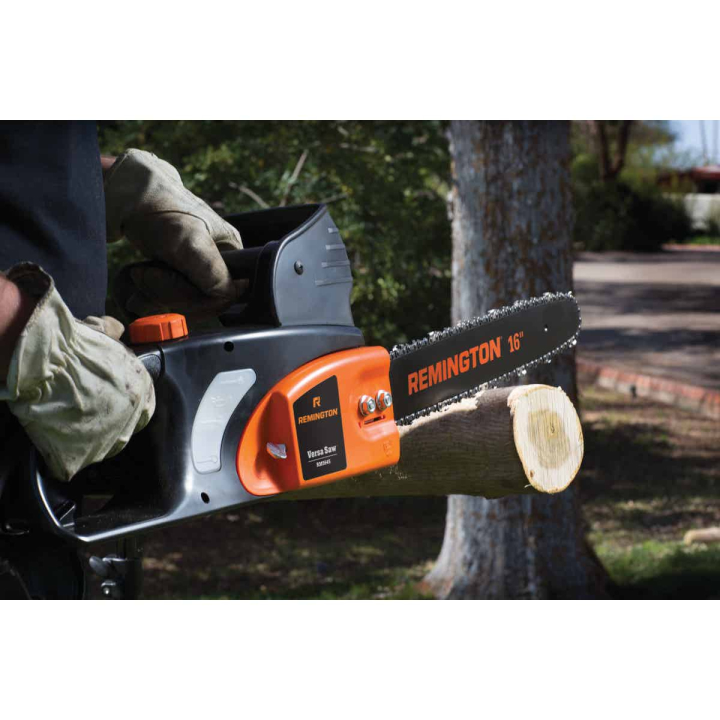 Remington Versa Saw RM1645 16 In. 12A Electric Chainsaw Image 2