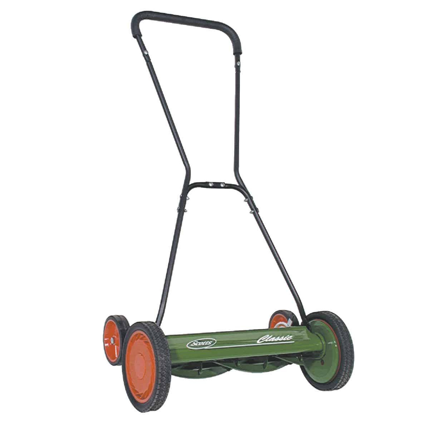 Scotts Classic 20 In. Push Reel Lawn Mower Image 2