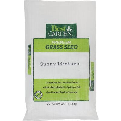 Best Garden 25 Lb. 7500 Sq. Ft. Coverage Full Sun Grass Seed
