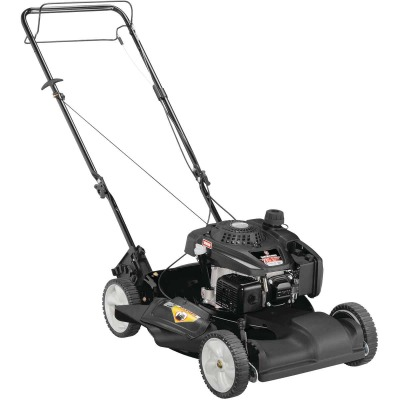 Yard Machines 21 In. 140cc OHV Powermore Self-Propelled Gas Lawn Mower