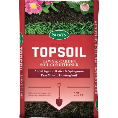Scotts 0.75 Cu. Ft. 14 Lb. All Purpose Premium Top Soil