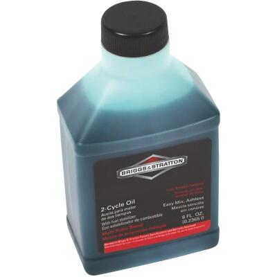 Briggs & Stratton 8 Oz. Ashless 2-Cycle Motor Oil