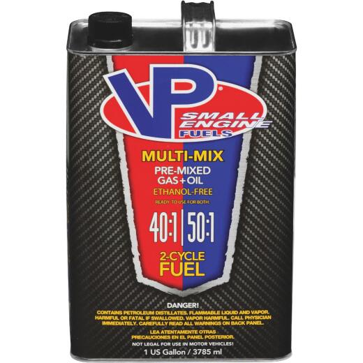 VP Small Engine Fuels Gal. 40:1/50:1 Ethanol-Free Multi-Mix Gas & Oil Pre-Mix
