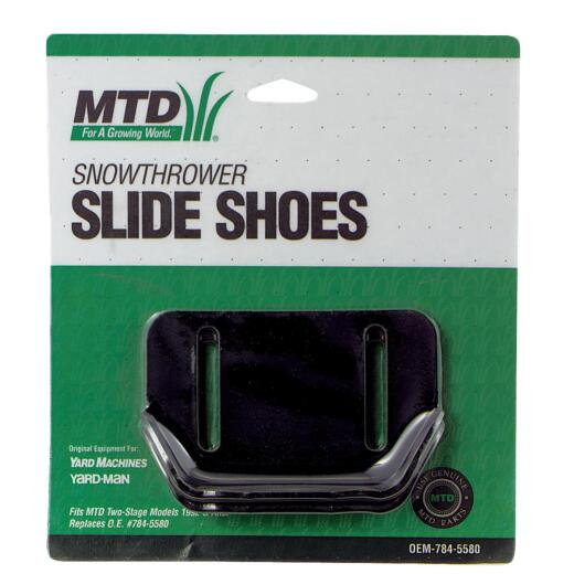 Arnold MTD 2-Stage Steel Snow Blower Slide Shoe