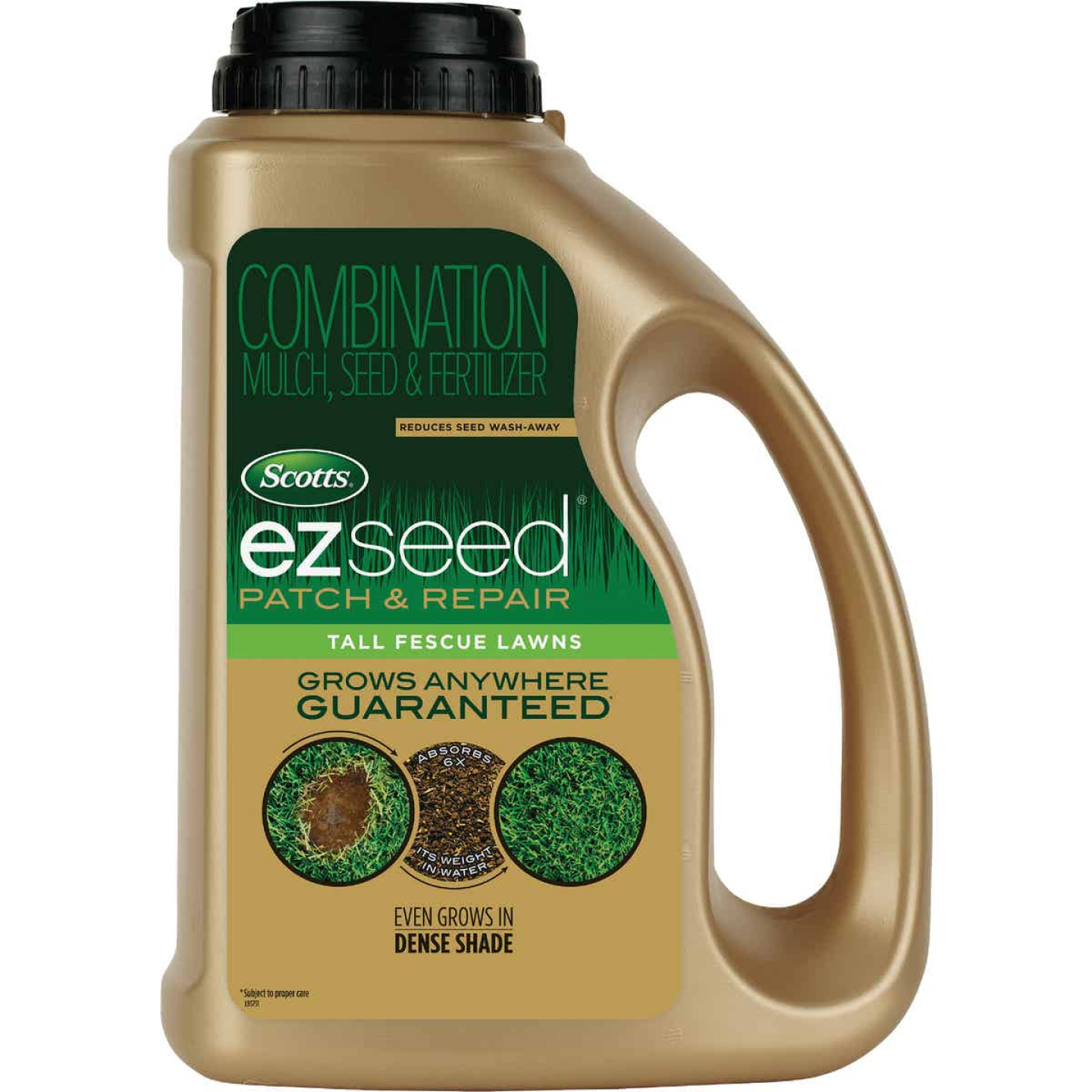 Scotts eZ Seed 3.75 Lb. 85 Sq. Ft. Coverage Tall Fescue Grass Patch & Repair Image 1