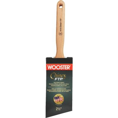 Wooster Chinex FTP 2-1/2 In. Angle Sash Paint Brush