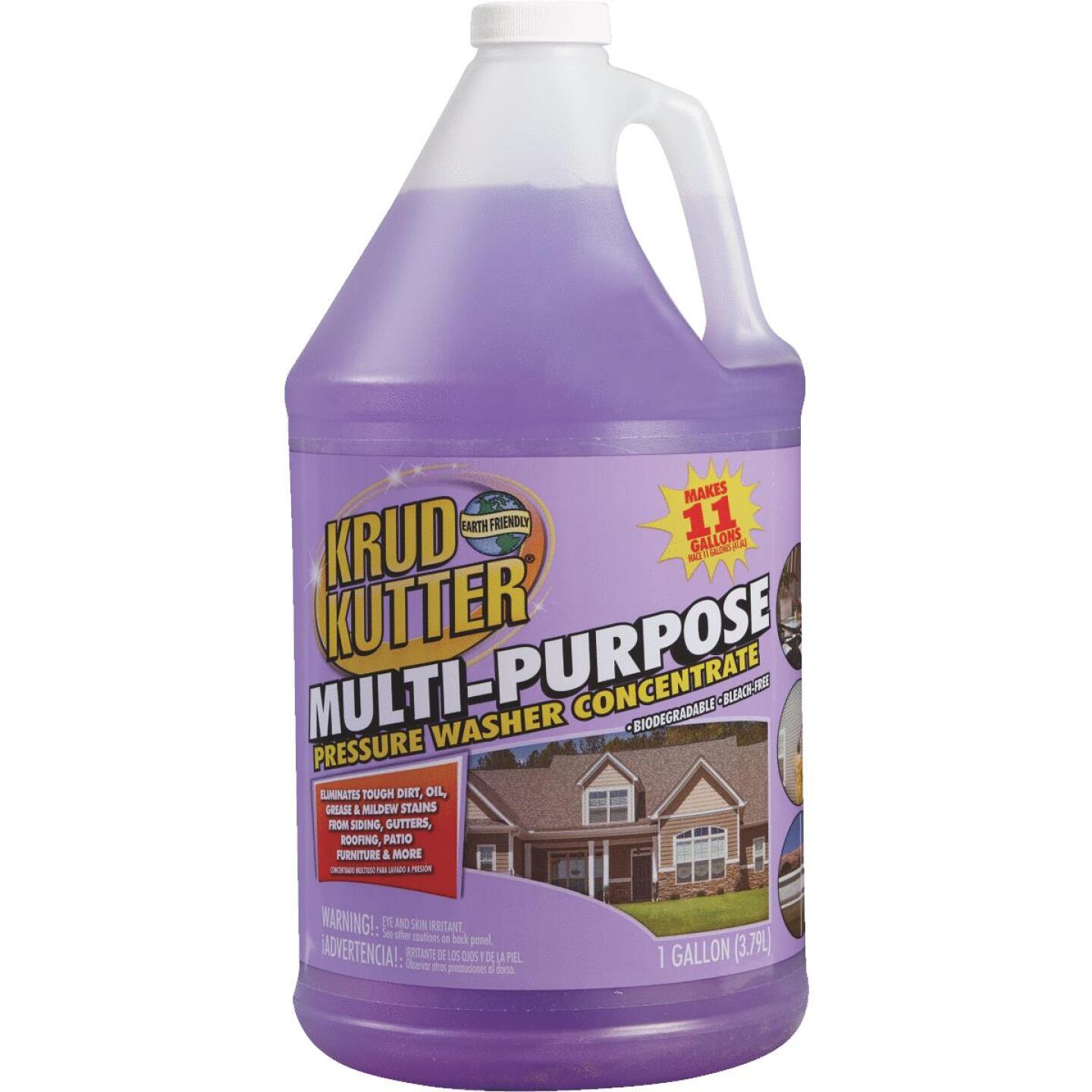 Krud Kutter Multi-Purpose Pressure Washer Concentrate Cleaner Image 1