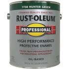 Rust-Oleum Professional Oil Based Gloss Protective Rust Control Enamel, Hunter Green, 1 Gal. Image 1