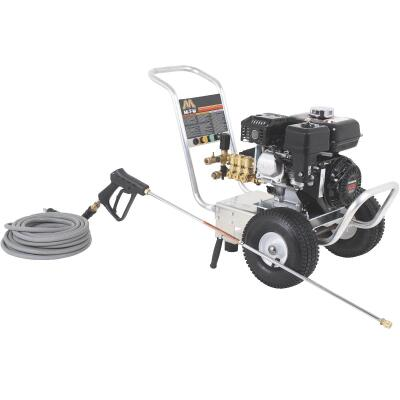 Mi-T-M 2700 psi 2.4 GPM Cold Water Gas Pressure Washer