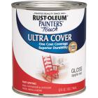 Rust-Oleum Painter's Touch 2X Ultra Cover Premium Latex Paint, Apple Red, 1 Qt. Image 1