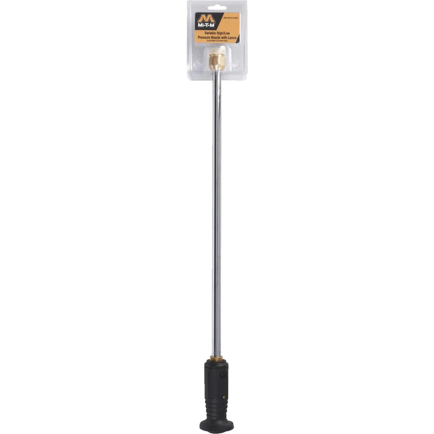 Mi-T-M 23 In. Pressure Washer Wand Image 2
