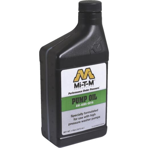 Mi-T-M 1 Pint Pressure Washer Pump Oil