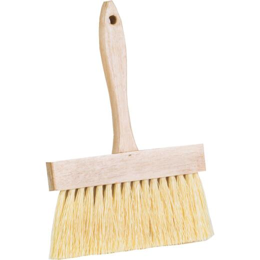 DQB 7 In. x 3 In. Colored Tampico Kalsomine Brush