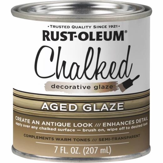 Rust-Oleum 7 Oz. Semi-Transparent Aged Decorative Glaze
