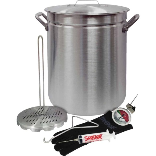 Bayou Classic 42 Qt. Outdoor Turkey Fryer Pot