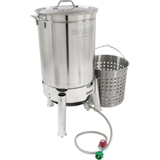 Bayou Classic Outdoor Cooker Kit
