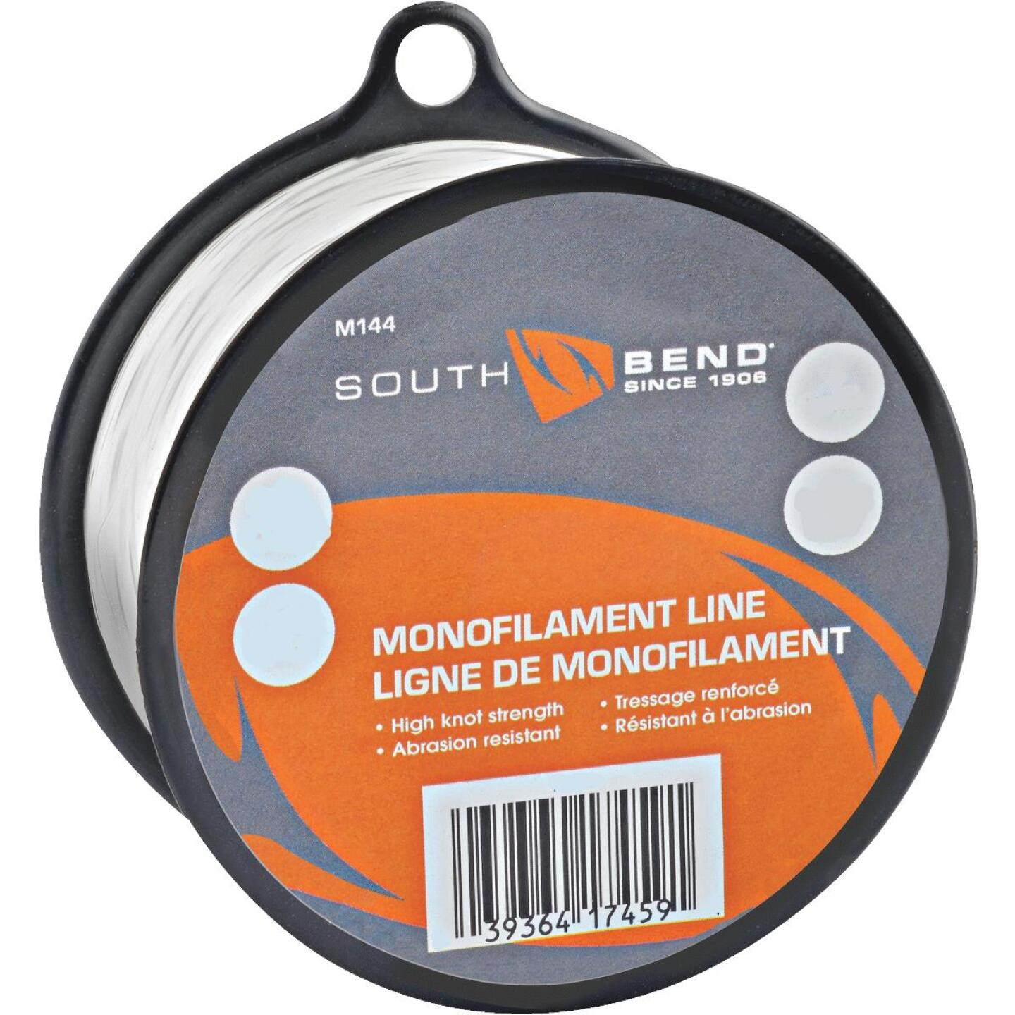 SouthBend 30 Lb. 180 Yd. Clear Monofilament Fishing Line Image 1