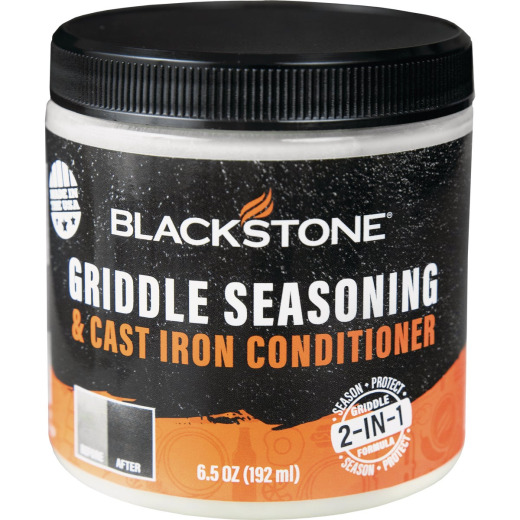 Blackstone 6.5 Oz. Griddle Seasoning & Cast Iron Conditioner Cream